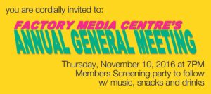 Annual General Meeting – All are welcome!